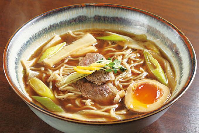 北海道産鴨ラーメン(2食セット)